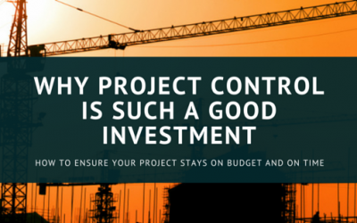 Why project control is such a good investment