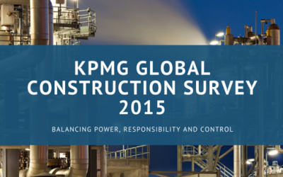 KPMG Global Construction Survey 2015